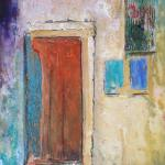 Village Doorway Bhalil